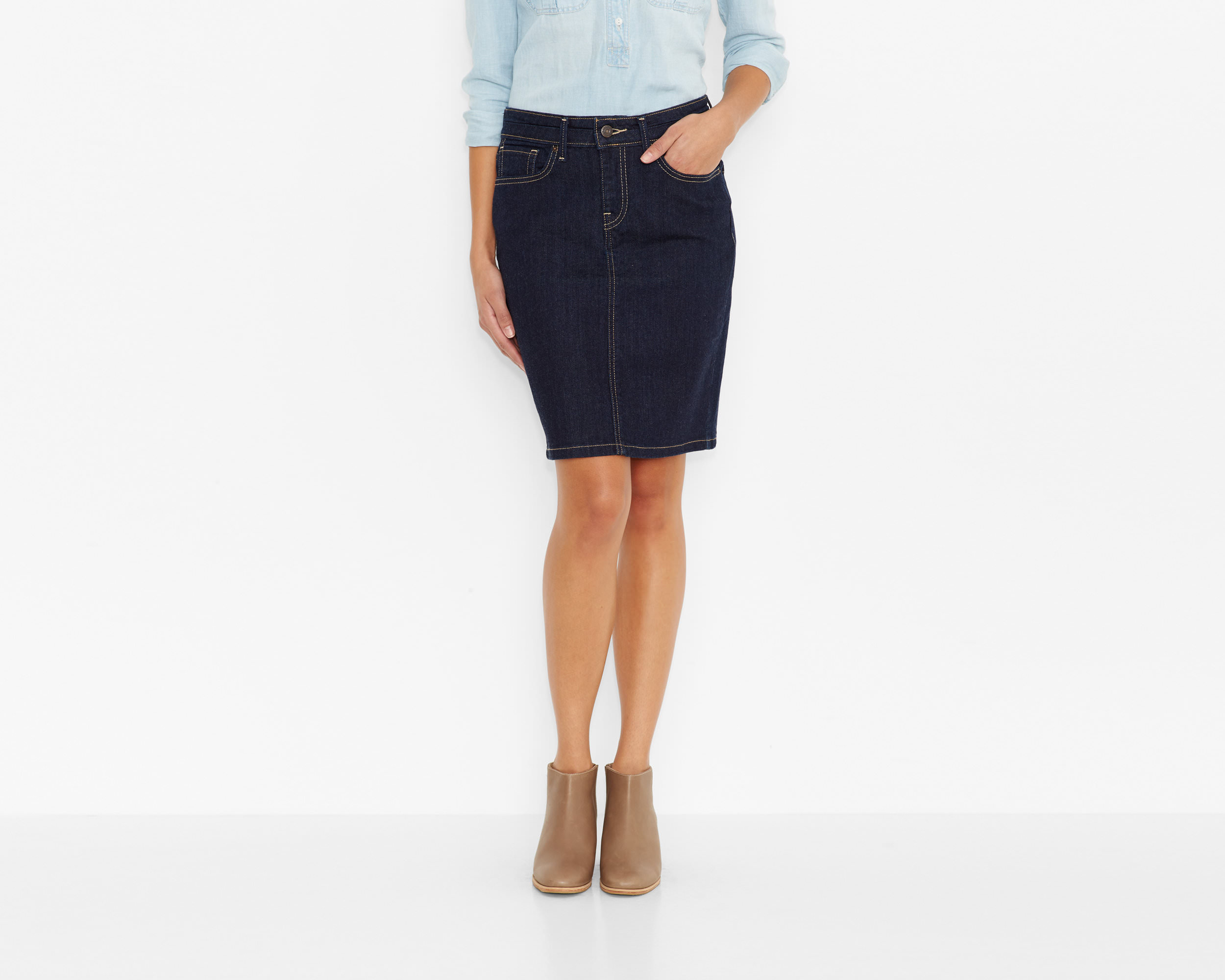 women wear pencil skirt