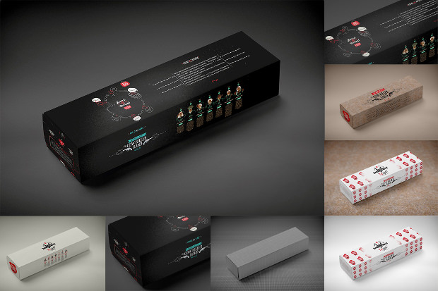 24 package mockups psd download design trends