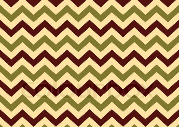 Zig Zag Chevron Pattern Background