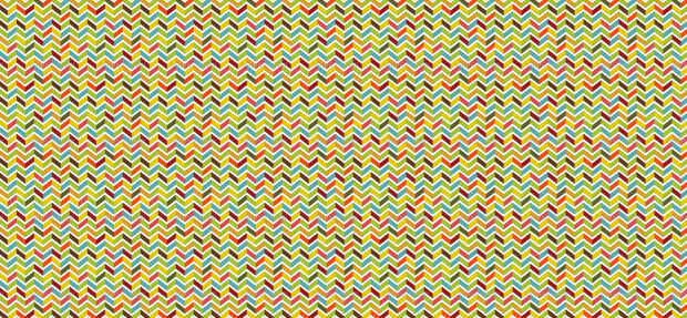 Chevron Zig Zag Wave Pattern