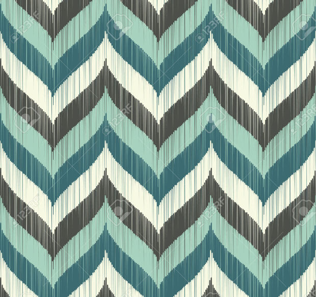 Chevron Wave Pattern
