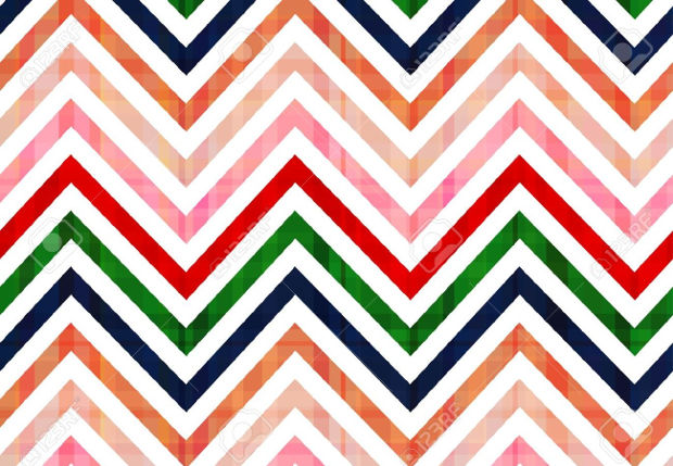 Chevron Fabric Zig Zag Patten