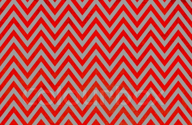Seamless Chevron Pattern in Retro Style