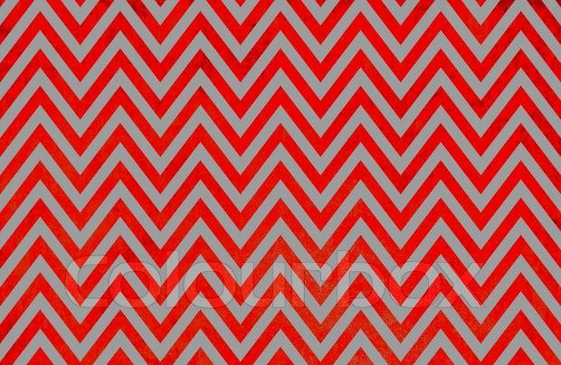 seamless chevron pattern in retro style