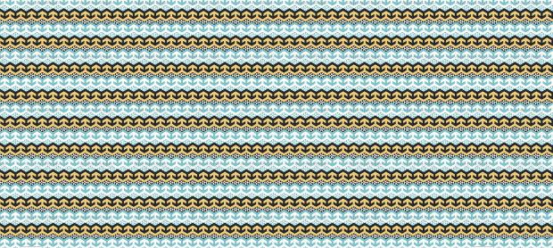 arabic chevron pattern