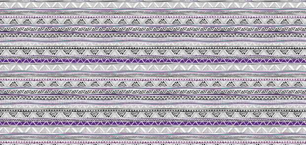 Ethno Chevron Pattern