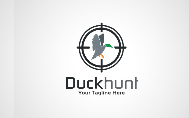 Duck Hunting Logo for Club