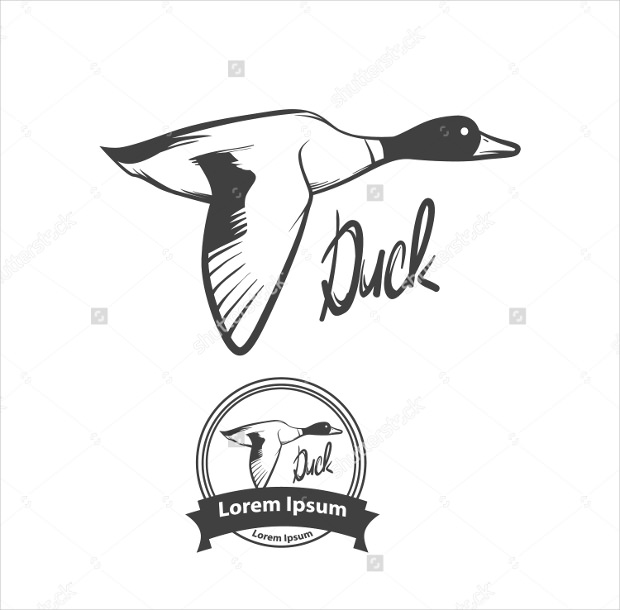 Flying Duck Logo