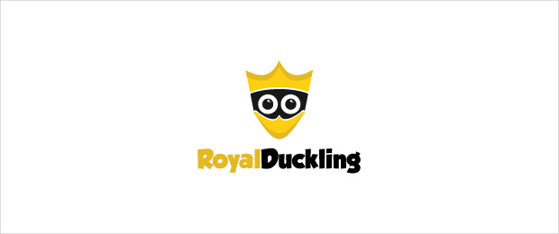 Stunning Royal Duck Logo