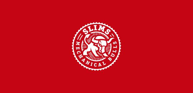 Round Shape Bull Logo