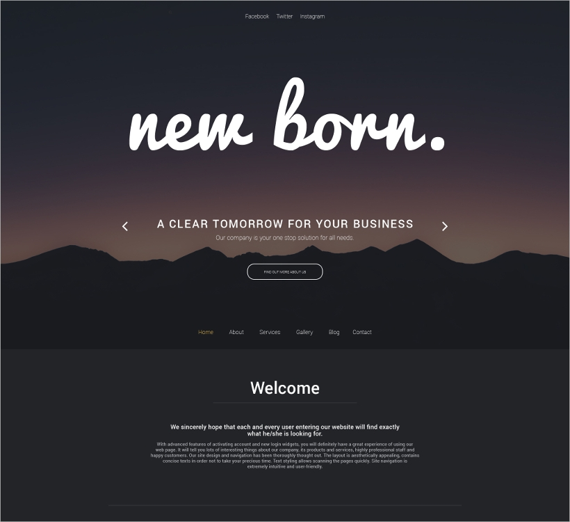 business agent wordpress theme
