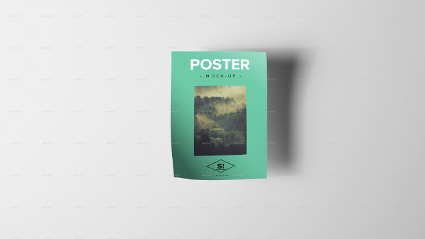 A4 Poster Mock-Up Pack