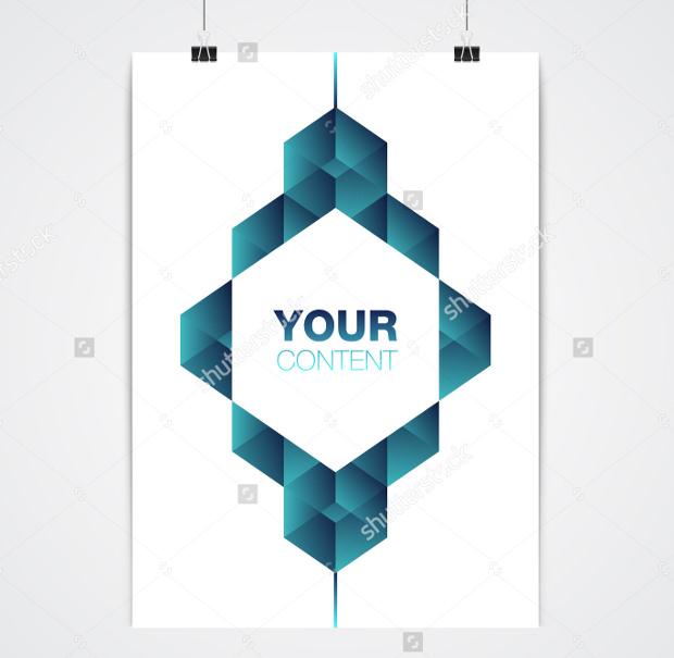 A4 / A3 Format Poster Mockup