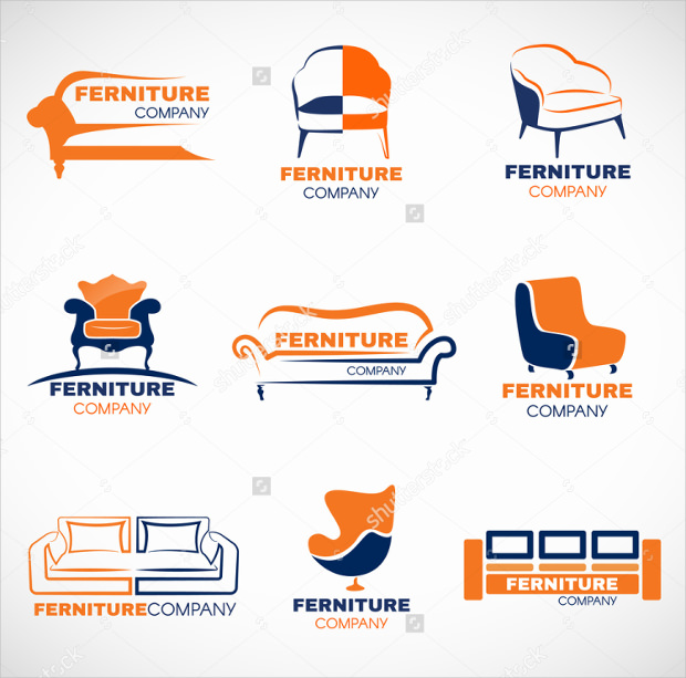 30 Furniture Logo Designs Ideas Examples Design