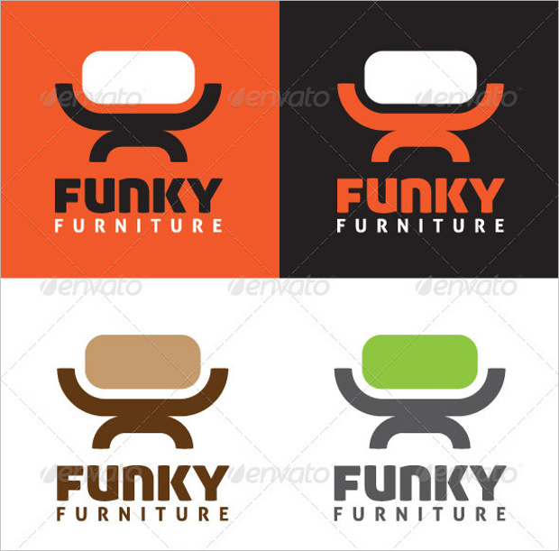 Funky Furniture Logo