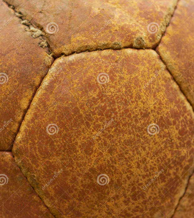 Old Foot ball Texture