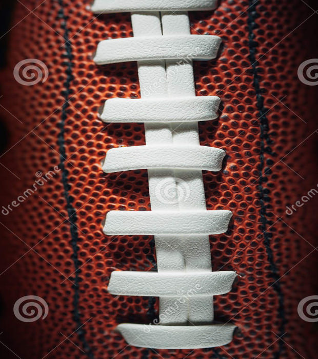 Sports Football With laces
