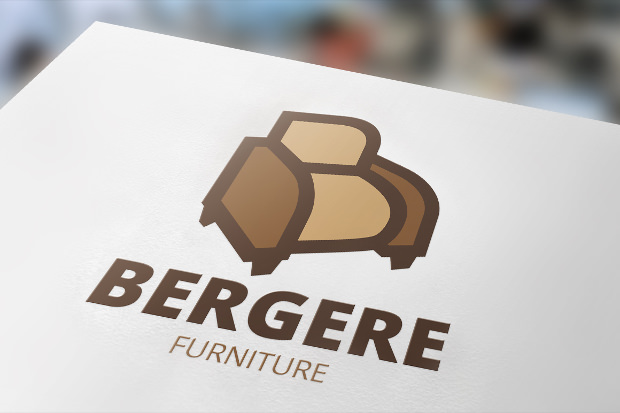 Bergere Furniture Logo