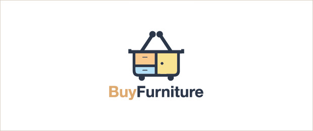 Furniture Cart Logo
