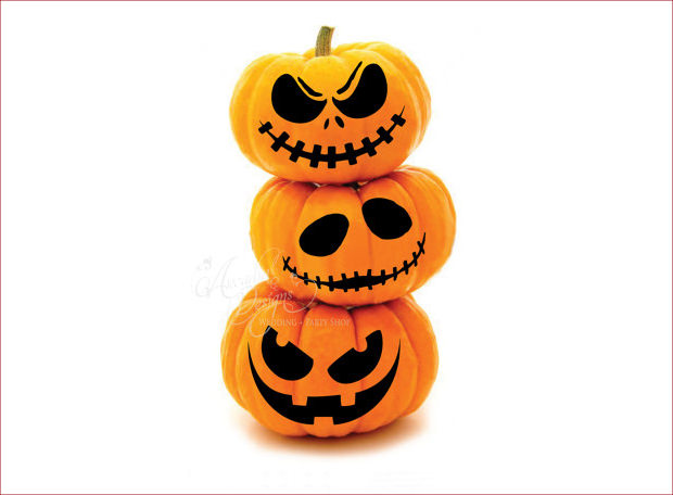 New Printable Scary Pumpkin Carving Patterns