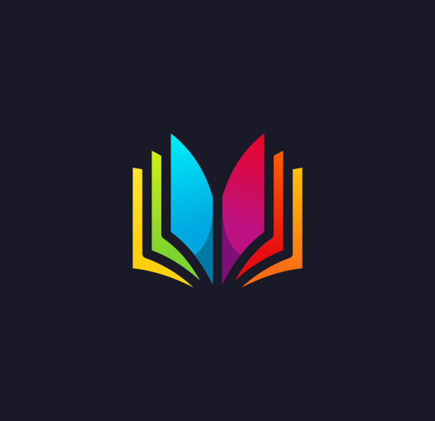 Book Logo Design Inspiration