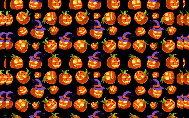 new scary pumpkin carving patterns
