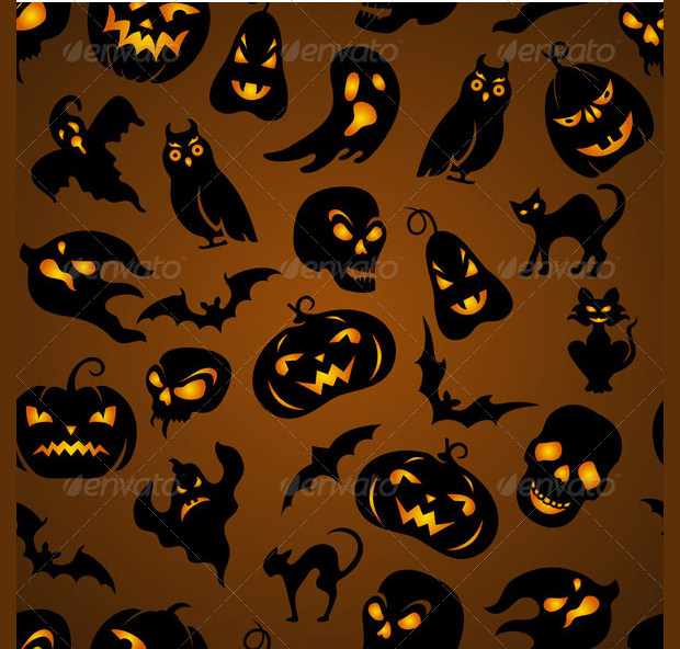 good scary pumpkin carving patterns