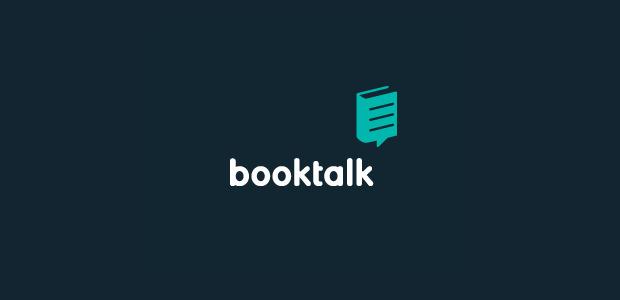 Discussion Club Book Logo