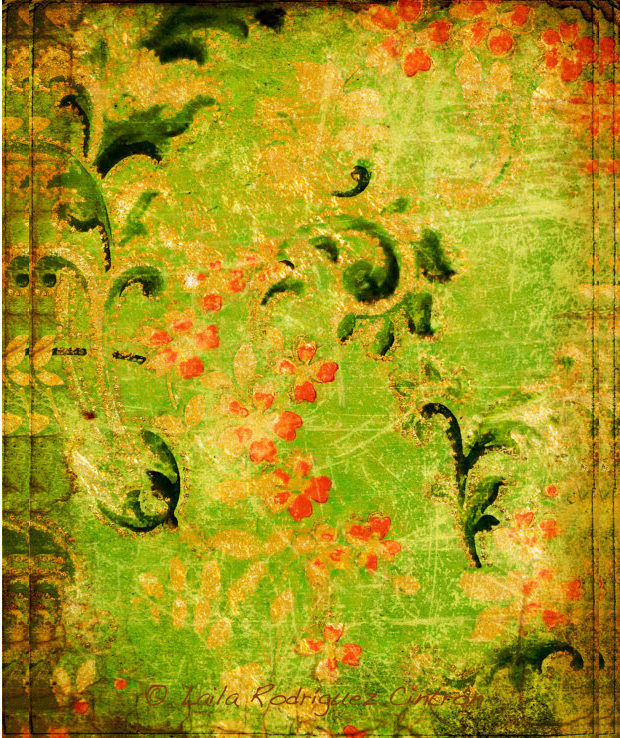 digital book cover texture