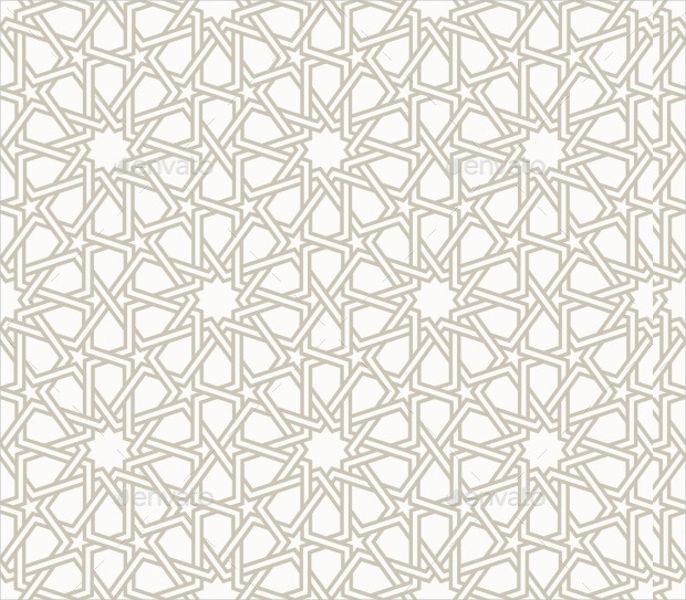 tangled white line pattern1