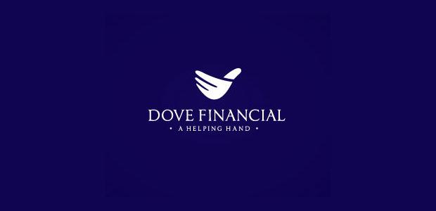 Company Identity Symbol DOve Logo