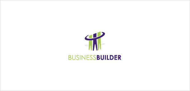 progressive growing business logo