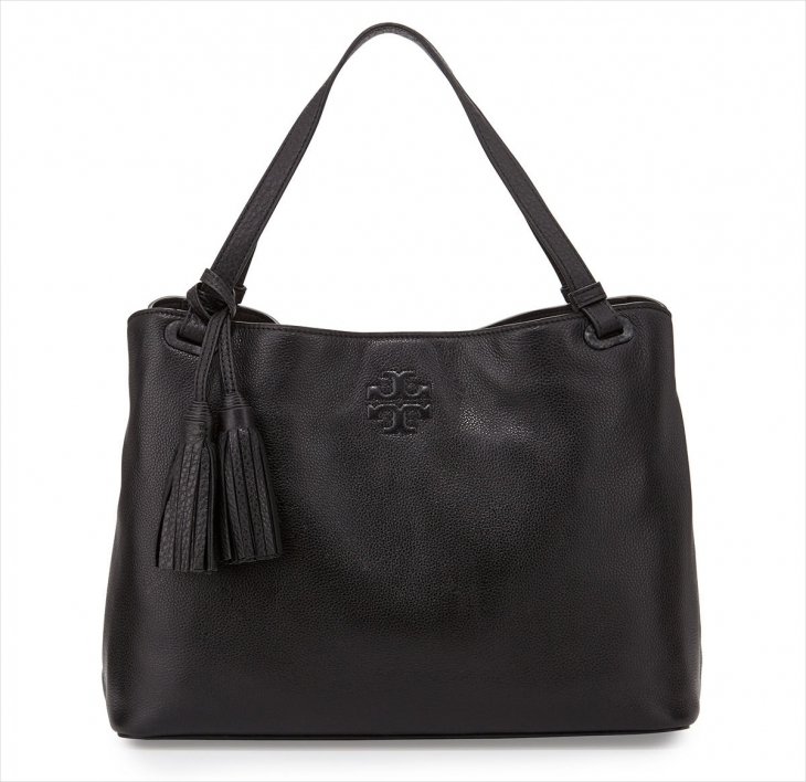 Tory Burch Thea Center Zip Tote Bag