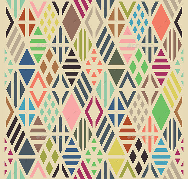 Simple Geometric Designs Patterns