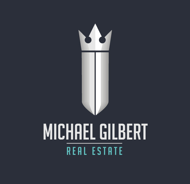 Cool Real Estate Business Logo