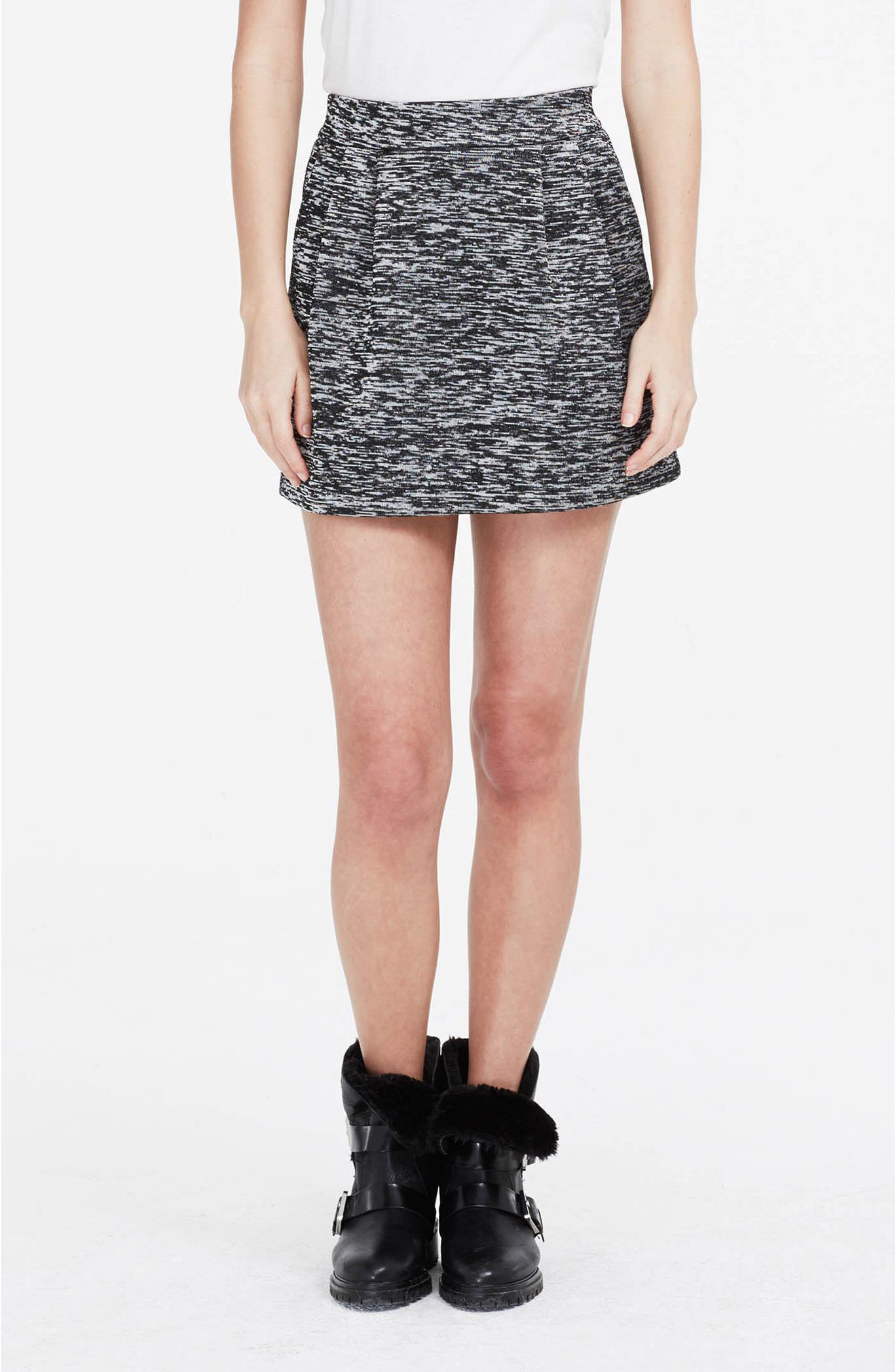 jaspe a line skirt