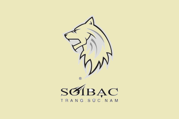 Silver Wolf Logo Design