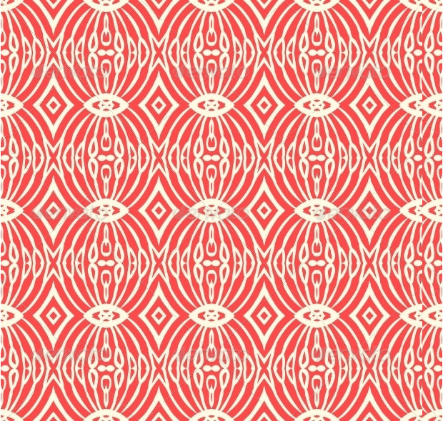 elegant art deco pattern