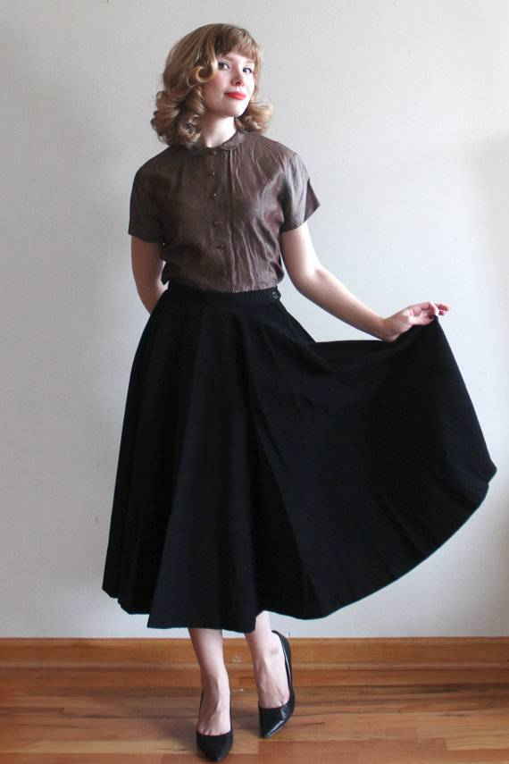 Practically Perfect Skirt