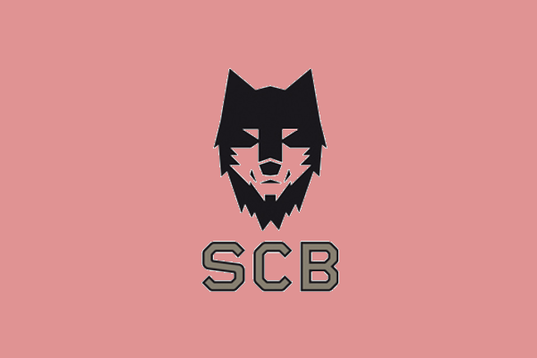 simple wolf logo design1