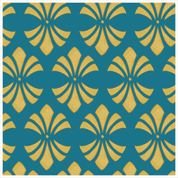 11 unique art deco patterns
