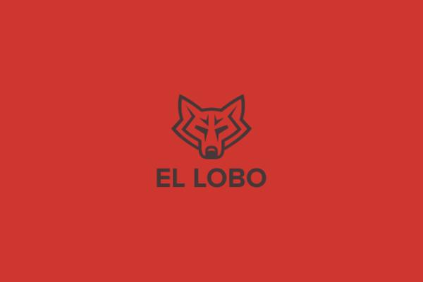 Aggressive wolf Logo Design