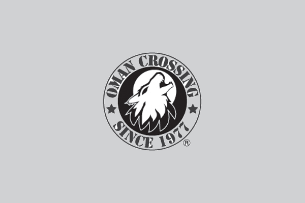 Circular Wolf Logo Design