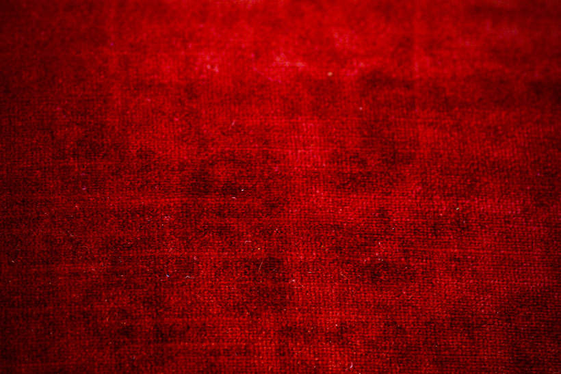 stunningred fabric texture