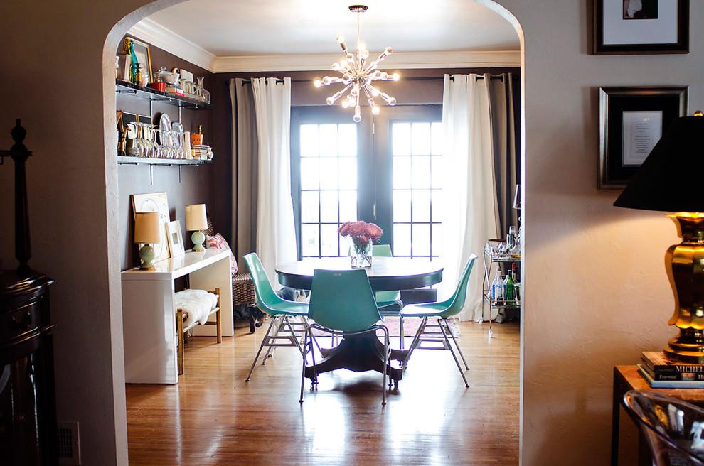 Style Dining room nice sputnik chandelier