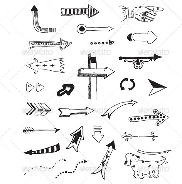 Arrows Vector Collection