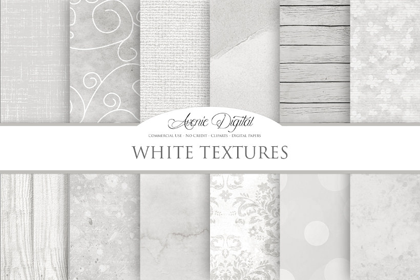 Cute White Fabric Texture