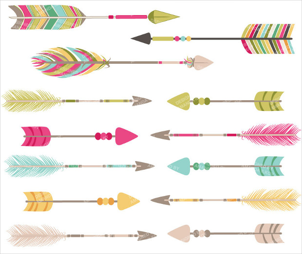 Professional Tribal Arrows
