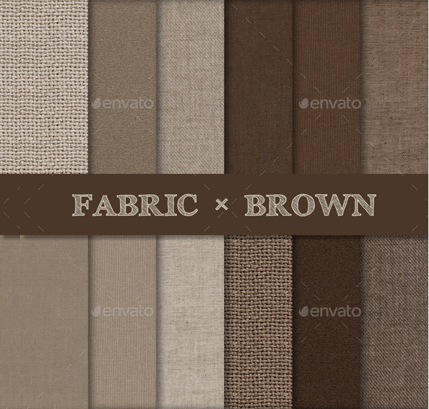 beautiful brown fabric texture