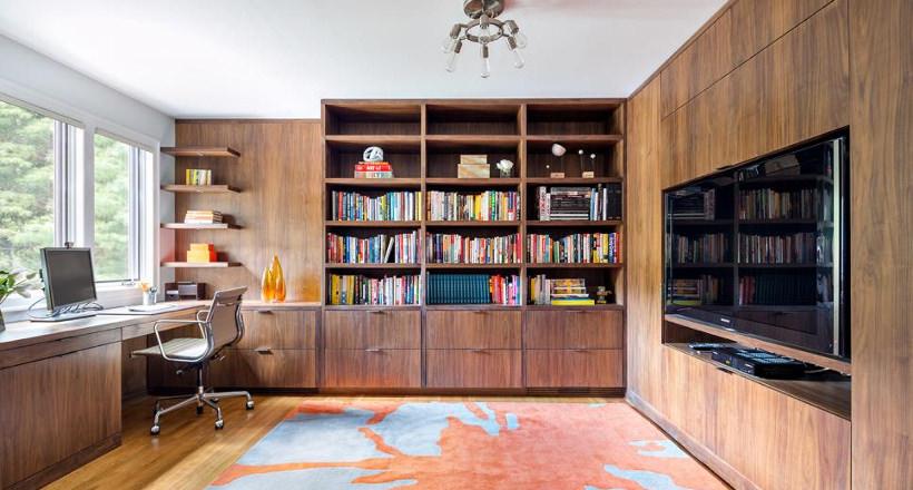 20+ Home Office Lighting Designs, Decorating Ideas | Design Trends ...